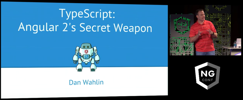 TypeScript: Angular 2's Secret Weapon