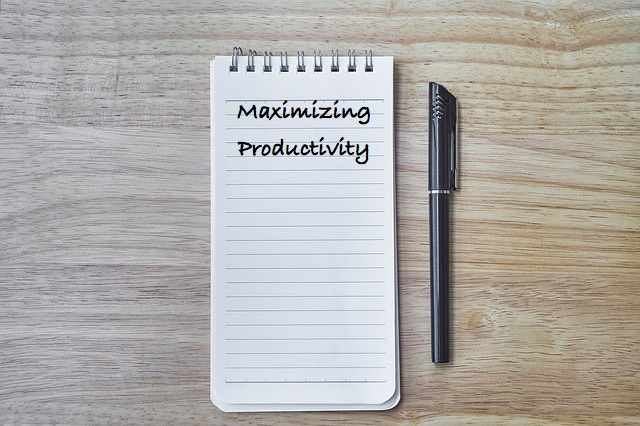 8 Tips for Maximizing Your Productivity